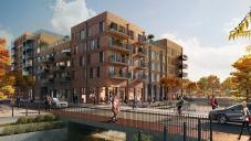 Bygger ytterligare lägenheter i Oceanhamnen