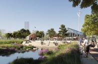 De vinner tävlingen för nya stadsdelsparken i Hyllie