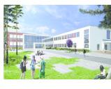 Effektivt utnyttjad yta i ombyggd skola