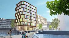 Fokuserar på nybyggnation i Helsingborg