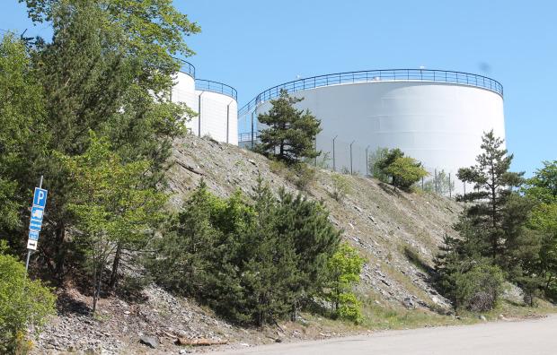 Förlikning om Bergs oljehamn
