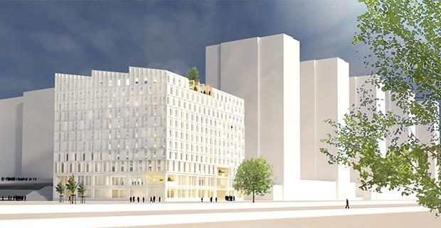 Nordic Choice Hotels bygger ett till hotell i Arenastaden i Solna