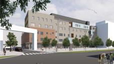 Ny högstadieskola byggs i Västra Hamnen