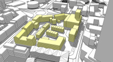 Planarbetet startar för sydvästra delen av centrala Brunnshög