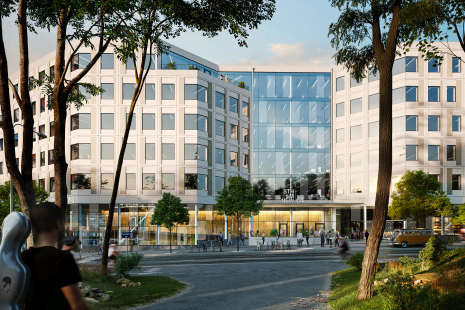 Skanska byggstartar kontorshuset Sthlm 04