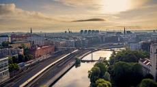 Stockholm Vatten-huset byggs om