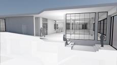 Stockholms första nattklubb byggs om till kontor