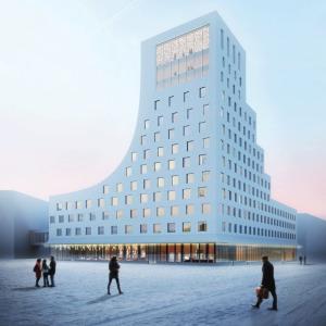Utvecklar nytt hotell i Kiruna