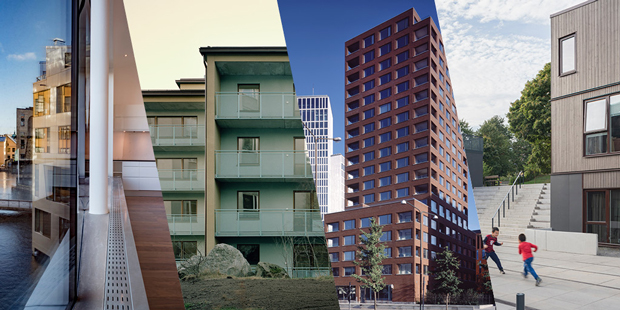 Vilket hus blir Årets bästa bostad?